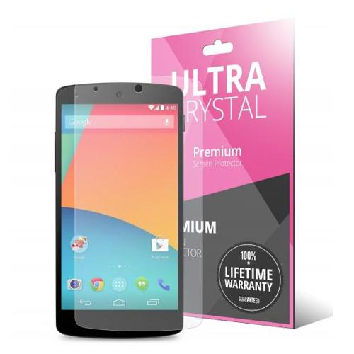 Nexus 5 High Definition Clear Screen Protectors [5 Packs]