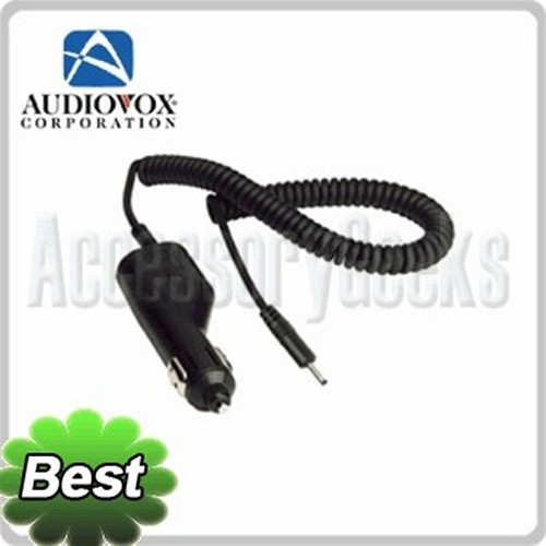 Original Original Audiovox Vehicle Charger (8900 TYPE), CLC-4