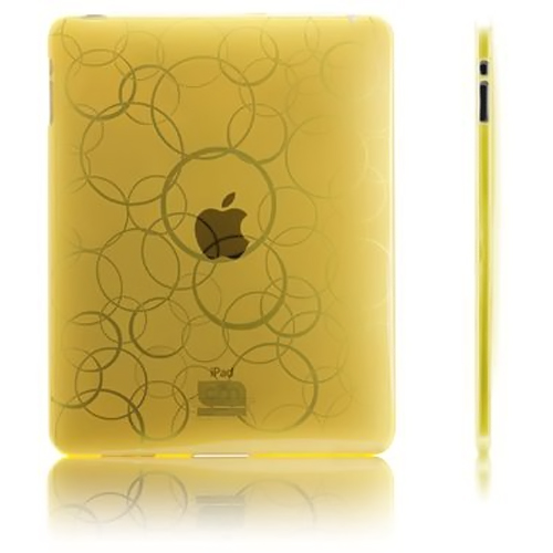 Original Case-Mate Apple iPad (1st Gen) 1st Gelli Kaleidoscope Case, CM011200 - Aurora