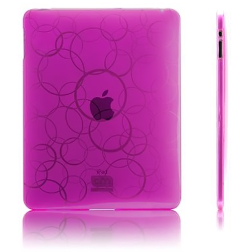 Original Case-Mate Apple iPad (1st Gen) 1st Gelli Kaleidoscope Case, CM011202 - Pink