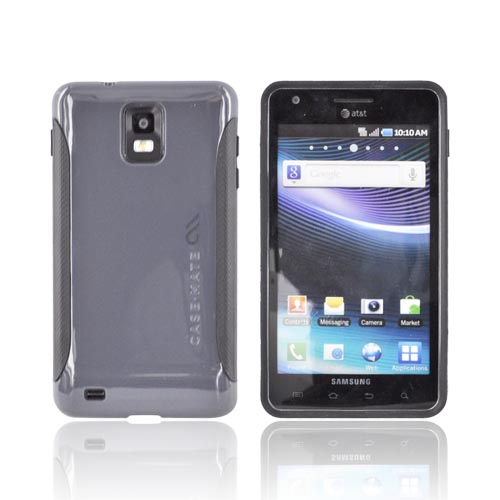 Original Case-Mate Samsung Infuse i997 Pop! Hard Case, CM016047 - Gray/ Black