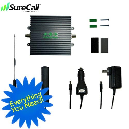 Cellphone-Mate SureCall™ CM2000-WL-40 v3.0 for Car/Truck - PORTA
