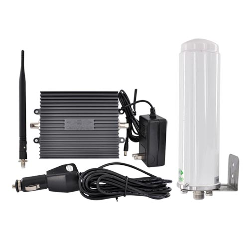 Cellphone-Mate Universal Wireless Dual Band Cell Phone Signal Booster Amplifier Package Kit (CM004-40-FN,ANT-CM288,CM2000WL)