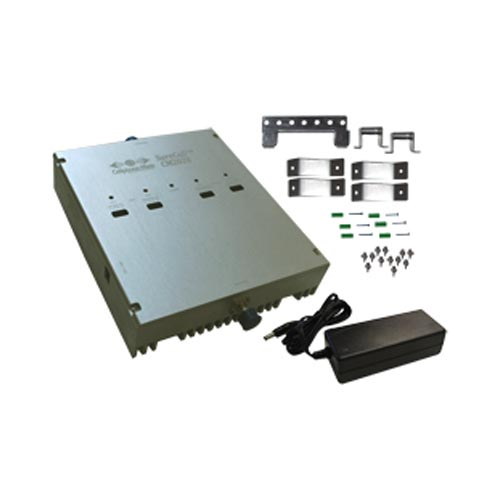Cellphone-Mate 68dB In-Building Reconfigurable Wireless Dualband Amplifier for Office/ Warehouse up to 60,000 sq. ft., CM2020-68