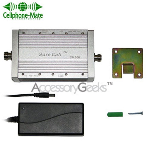 Cellphone-Mate CM800-65dB In-Building Repeater