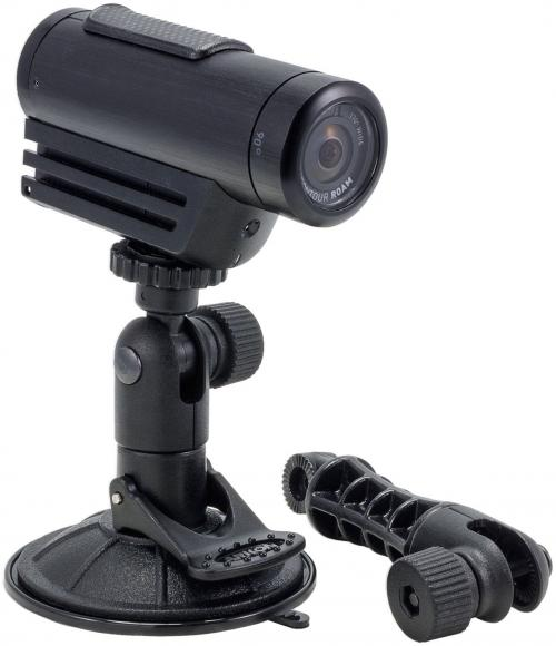 "Arkon Black Pedestal with Sticky Suction Base and 1/4""-20 Threaded Camera Mount Pattern"