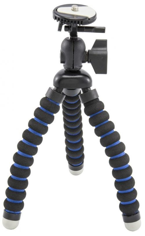 "Arkon Black Mini Tripod for 1/4""-20 compatible cameras - (Bulk)"