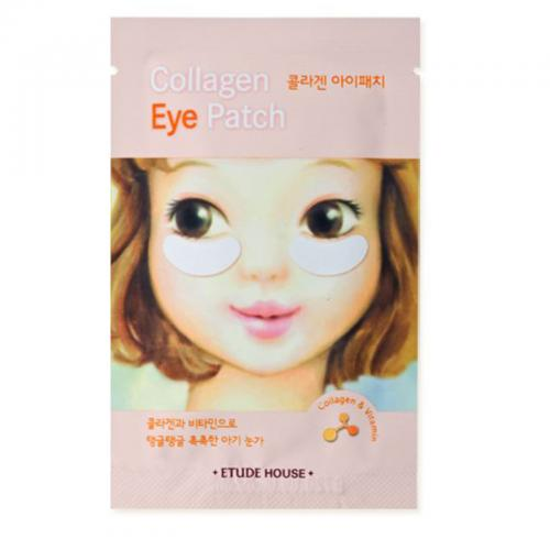 [ETUDE HOUSE] Collagen Eye Patch, 0.14 Oz/4g x 10 pack