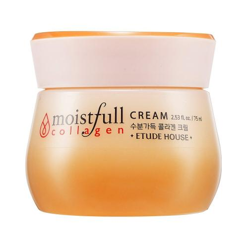 [ETUDE HOUSE] Moistfull Collagen Cream, 75ml/2.53 Ounce
