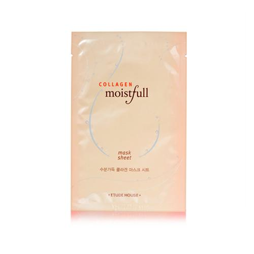 [ETUDE HOUSE] Moistfull Collagen Mask Sheet x 5 Pack