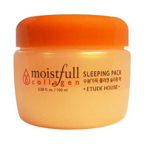 [ETUDE HOUSE] Moistfull Collagen Sleeping Pack 3.38oz,100ml