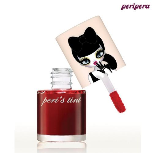 [PERIPERA] Peri's Tint Water Lip Balm, Cherry Juice, 0.27 Ounce
