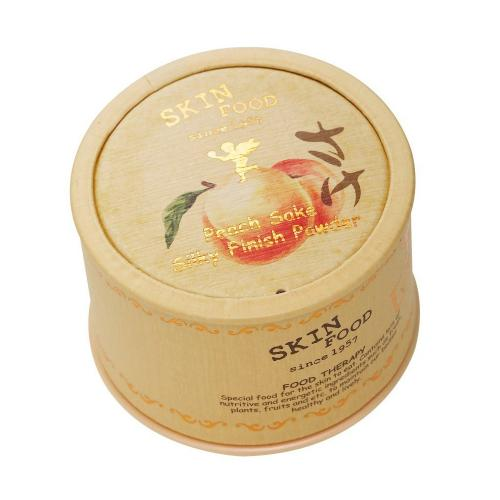 [SKINFOOD] Peach Sake Silky Finish Powder 0.53oz(15g)