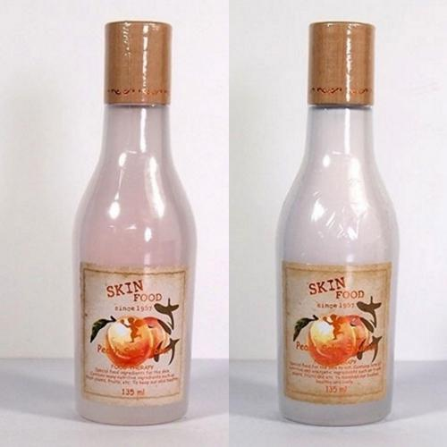 [SKINFOOD] Peach Sake Set (Toner 135ml + Emulsion 135ml)