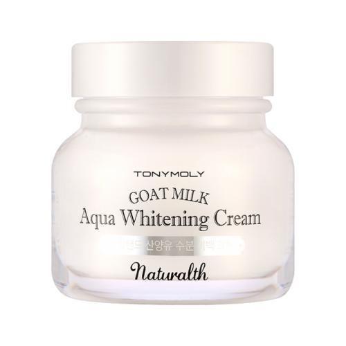 [TONYMOLY] Naturalth Goat Milk Moisture Cream 60ml
