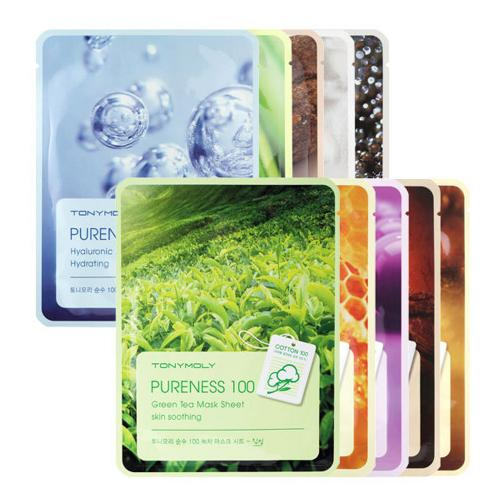 [TONYMOLY] Pureness 100 Mask X 10 Pack