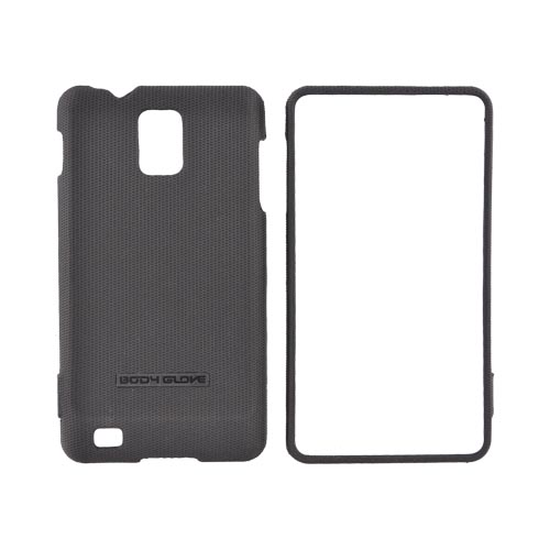Original Body Glove Samsung Infuse 4G Flexible Snap-On Case, CRC92177 - Black