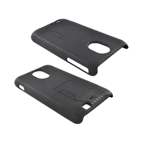 Original Body Glove Samsung Epic 4G Touch Snap-On Slim Hard Case, CRC92413 - Black