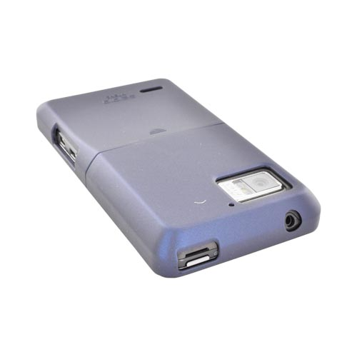 Original Seidio Motorola Droid Bionic XT875 Surface Rubberized Hard Case, CSR3MTBNC-BL - Blue