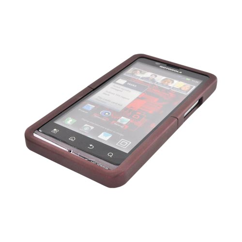 Original Seidio Motorola Droid Bionic XT875 Surface Rubberized Hard Case, CSR3MTBNC-RD - Red
