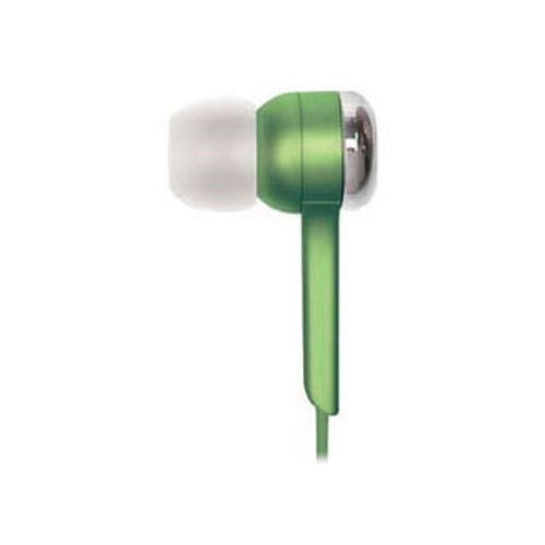 Original Coby Jammerz Digital Stereo Earphones, CVE52-GR - Green (3.5mm)