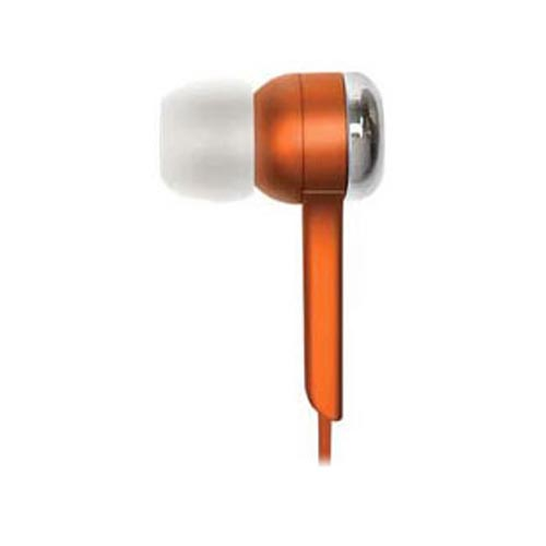 Original Coby Jammerz Digital Stereo Earphones, CVE52-OR - Orange (3.5mm)