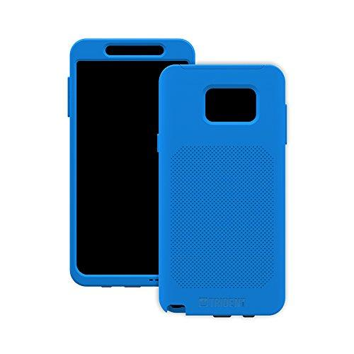 Galaxy Note 5 Case, Trident Aegis Pro Series [Blue] Durable Protective Dual Layer Hybrid Case For Samsung Galaxy Note 5 + Free Screen Protector