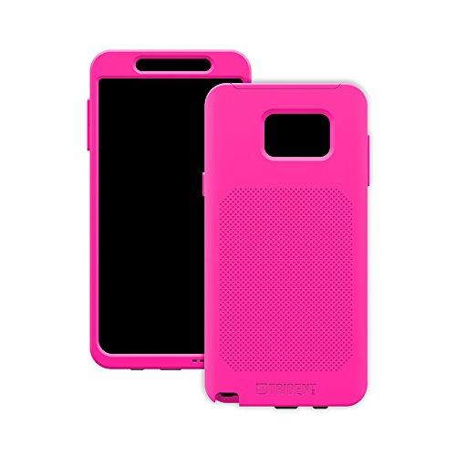 Galaxy Note 5 Case, Trident Aegis Pro Series [Pink] Durable Protective Dual Layer Hybrid Case For Samsung Galaxy Note 5 + Free Screen Protector