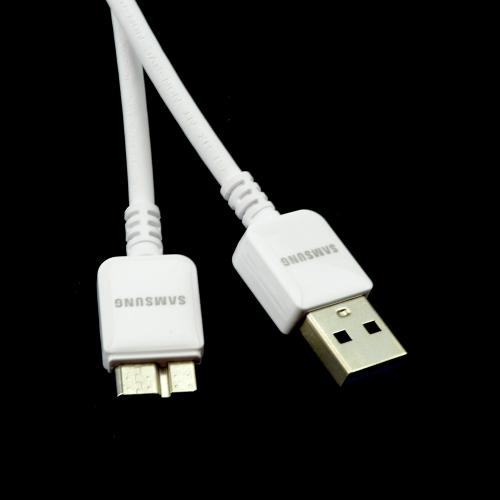 Samsung White USB 3.0 Charge & Sync Data Cable (3FT) for Samsung Galaxy Note 3 Samsung Galaxy S5- ET-DQ10Y0WE