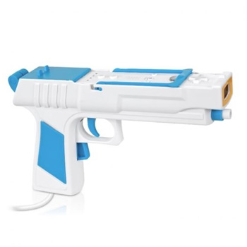 Original DreamGear Quick Shot Gun for Nintendo Wii