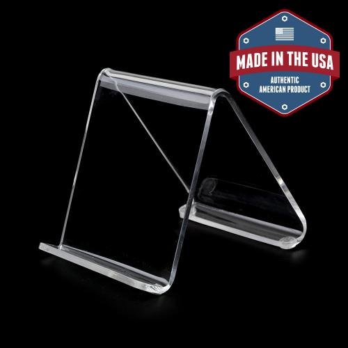The Last Stand Clear Universal Handmade Acrylic Phone/ Tablet Stand