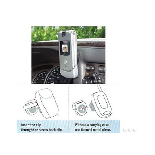 Magnetic Vehicle Cell Phone Holder