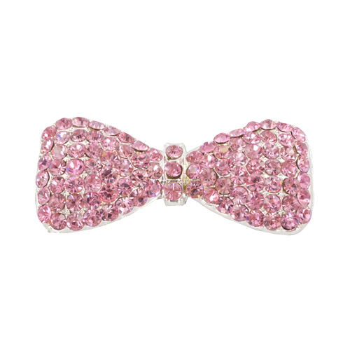 Cell Phone/ MP3/ Tablet Bling Charm - Pink Bow