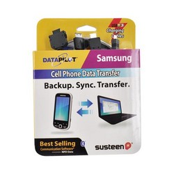 Original DataPilot Susteen Data Transfer Kit for Samsung, DP260-113 - Black