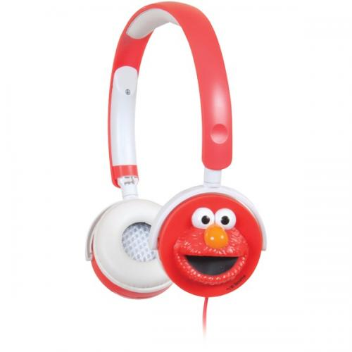 DREAMGEAR DGUN-2742 3D Headphones (Elmo(TM))