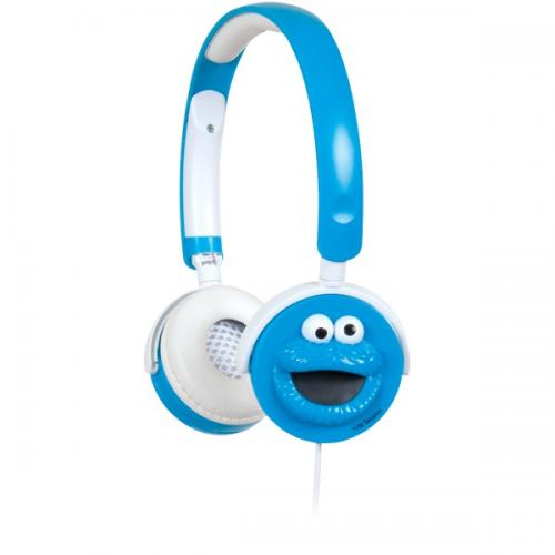 DREAMGEAR DGUN-2743 3D Headphones (Cookie Monster(TM))