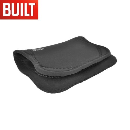 Original BUILT Amazon Kindle Fire Envelope Design Neoprene Sleeve Case, E-KE4-BLK - Black