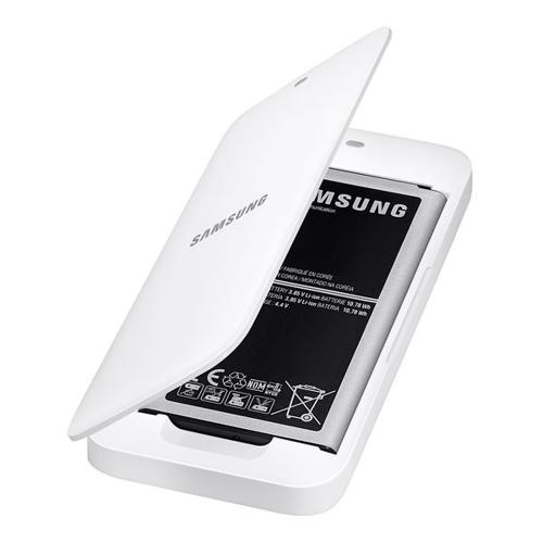 Galaxy S5 Spare Battery Charging System by Samsung® with 2800mAh Spare Battery Included