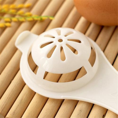 Eco Friendly Egg Yolk Separator [White]
