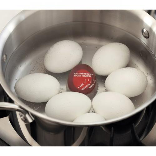 [2 Pack] Egg Color Changing Timer - Cook The Perfect Egg!