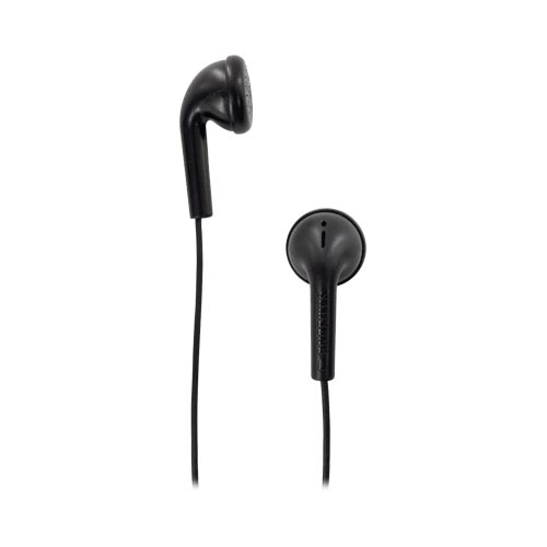 Original Samsung Universal Headset w/ Push to Answer & Mic, EHS49AS0ME - Black (3.5mm)