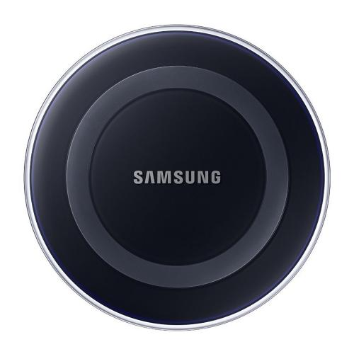 Samsung Wireless Charging Pad with 2A Wall Charger [Black Sapphire]
