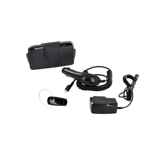 Samsung Universal WEP490 Wireless Bluetooth w/ Wind Noise Reduction & Travel  Charger