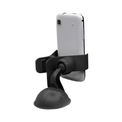 Original ExoGear Universal ExoMount Suction Car Mount, EXO-MOUNT-BK - Black