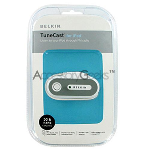 Belkin TuneCast FM Transmitter for iPod