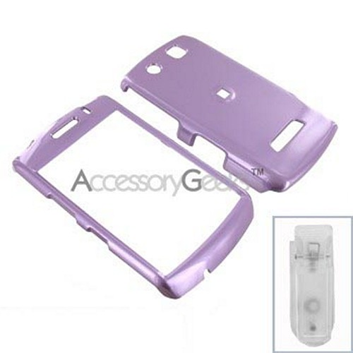 Blackberry Storm Hard Case - Purple