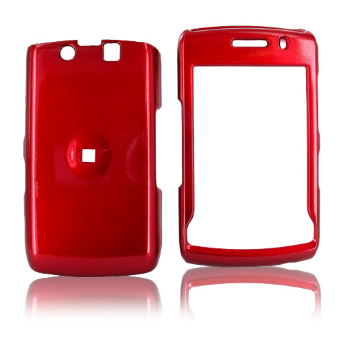 Blackberry Storm 2 9550 Hard Case - Red