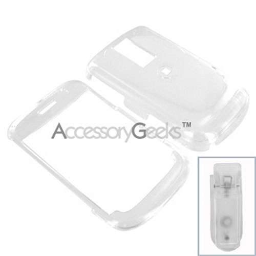 Blackberry Bold Hard Case - Transparent Clear