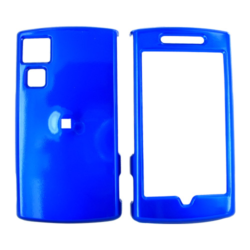 Garmin Nuvifone G60 Hard Case - Blue