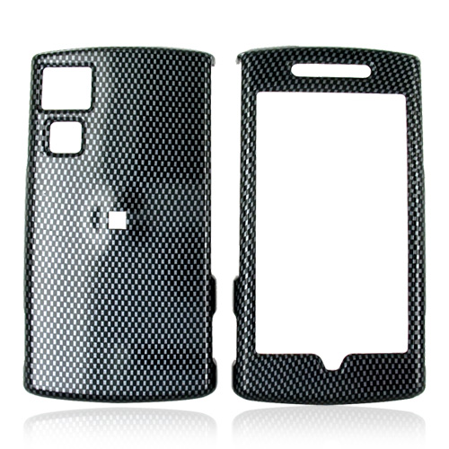 Garmin Nuvifone G60 Hard Case - Carbon Fiber